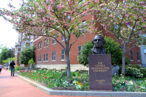 """""""USA-The George Washington University"""" by Ingfbruno - Own work. Licensed under CC BY-SA 3.0 via Wikimedia Commons"""
