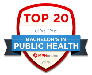 online bachelor's degree public health