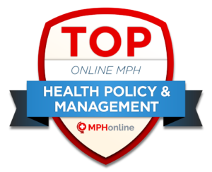 masters in health policy online
