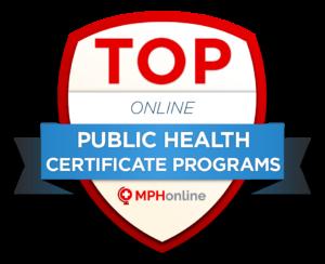 public health certification online