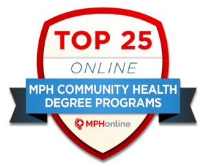 masters in community health