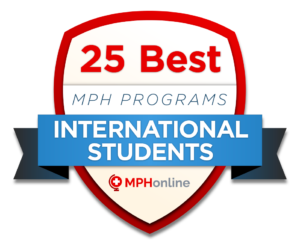 masters in public health in usa for international students