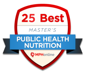 masters in public health nutrition